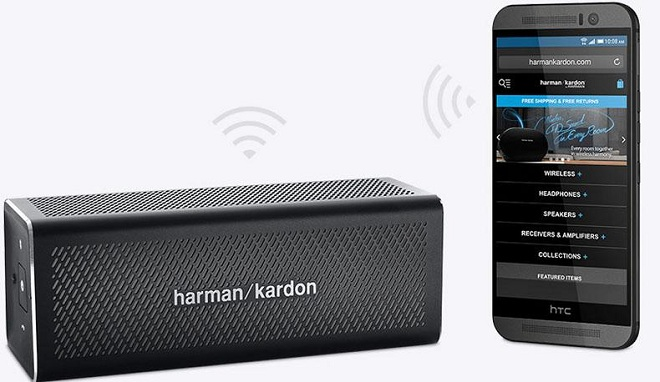 Loa di động Harman Kardon One dành cho HTC One M9