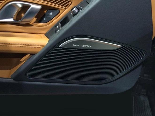 Bang & Olufsen giới thiệu loa 5.1 cho siêu xe Audi R8