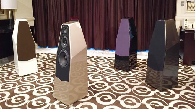 Wilson Audio giới thiệu cặp loa cột Sabrina