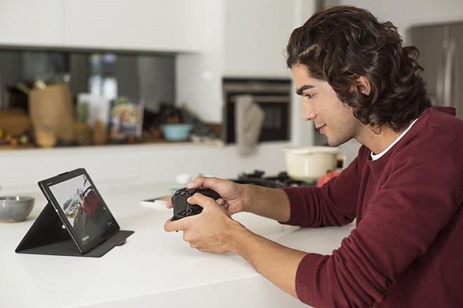 Sony ra mắt Xperia Z4 Tablet chơi nhạc hi-res