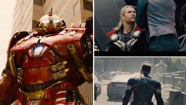 Marvel tung trailer Avengers 2: cuộc làm phản của robot