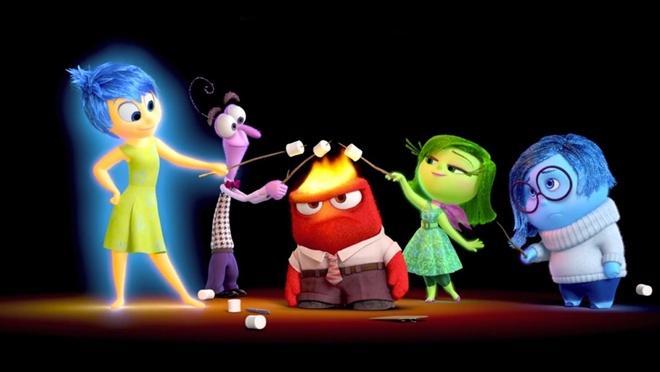 Pixar giới thiệu trailer chính thức cho phim Inside Out
