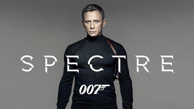 Phim Spectre hé lộ quá khứ đen tối của điệp viên 007