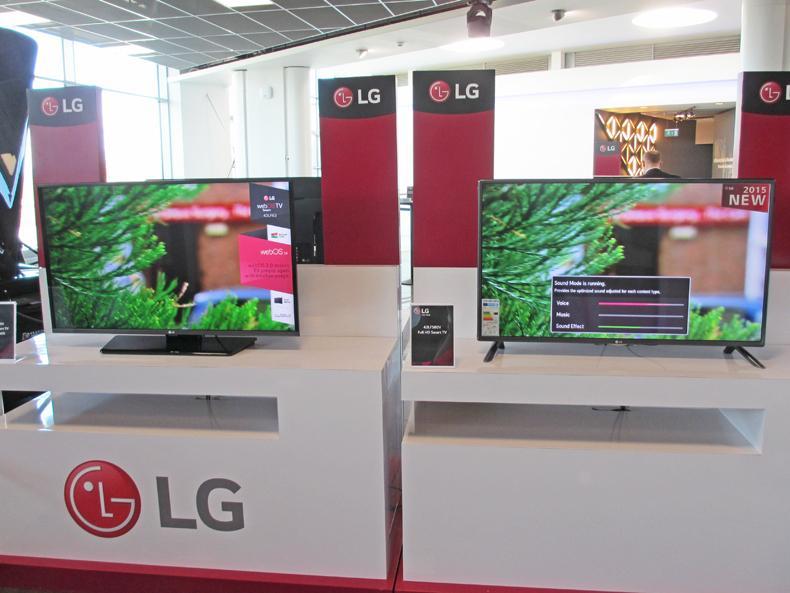 Những điểm mới của TV LG trong năm 2015