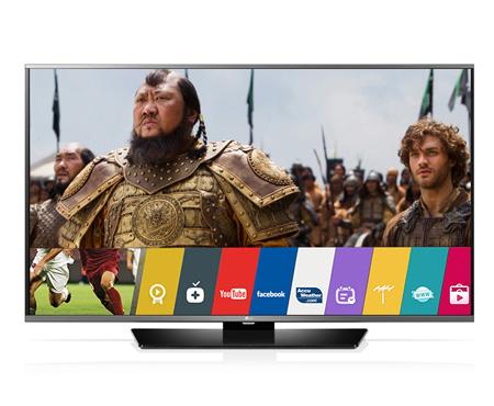 Smart TV LG LF630T: trải nghiệm giải trí phong phú