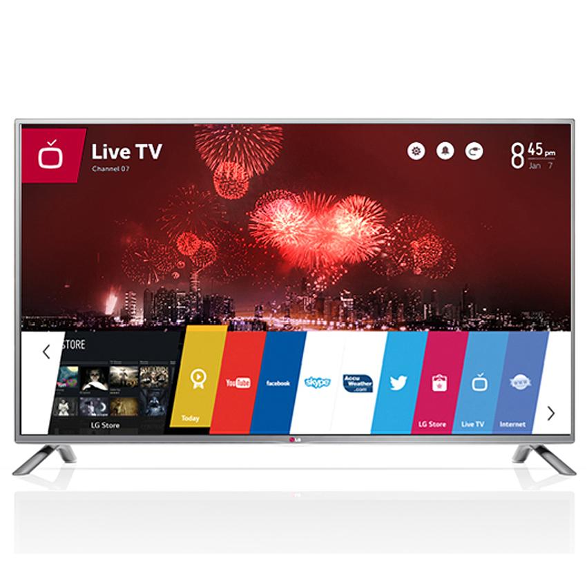 Smart TV 3D LG LB650T: tất cả trong một