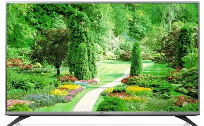 LG LF540T: TV tầm trung thế hệ mới