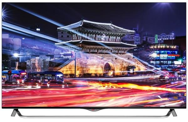 TV LG UB850T: tăng lực 3D bằng 4K
