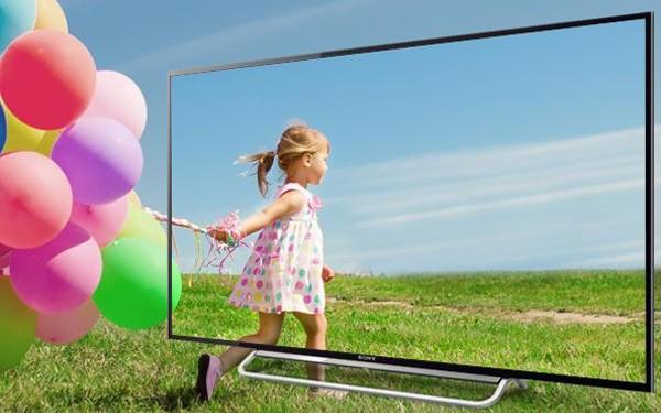TV Sony Bravia W600B – hướng tới hình ảnh mượt mà