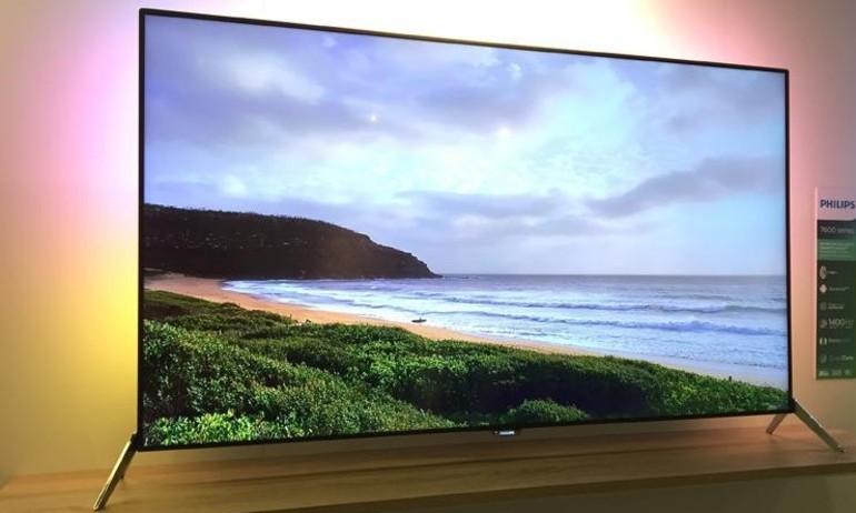 Philips sẽ ra mắt 11 dòng TV mới trong năm 2015