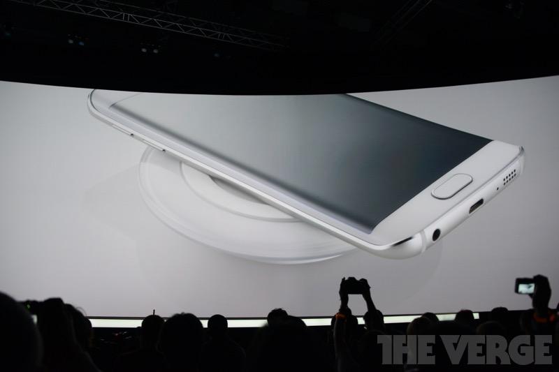 Samsung chính thức ra mắt bộ đôi Galaxy S6 và S6 Edge