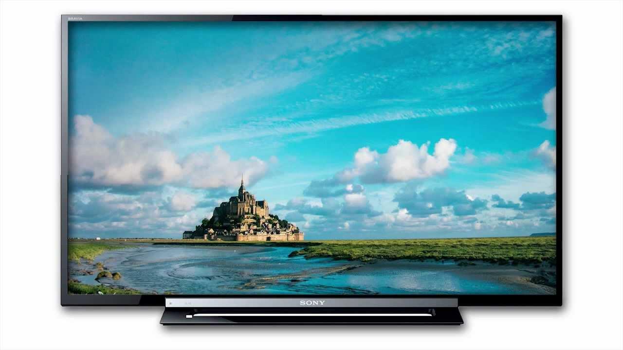 TV Sony R452A: thưởng thức hình ảnh độ nét cao