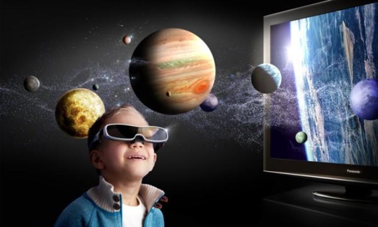[Stereo Wiki] Bảo vệ mắt khi xem TV 3D
