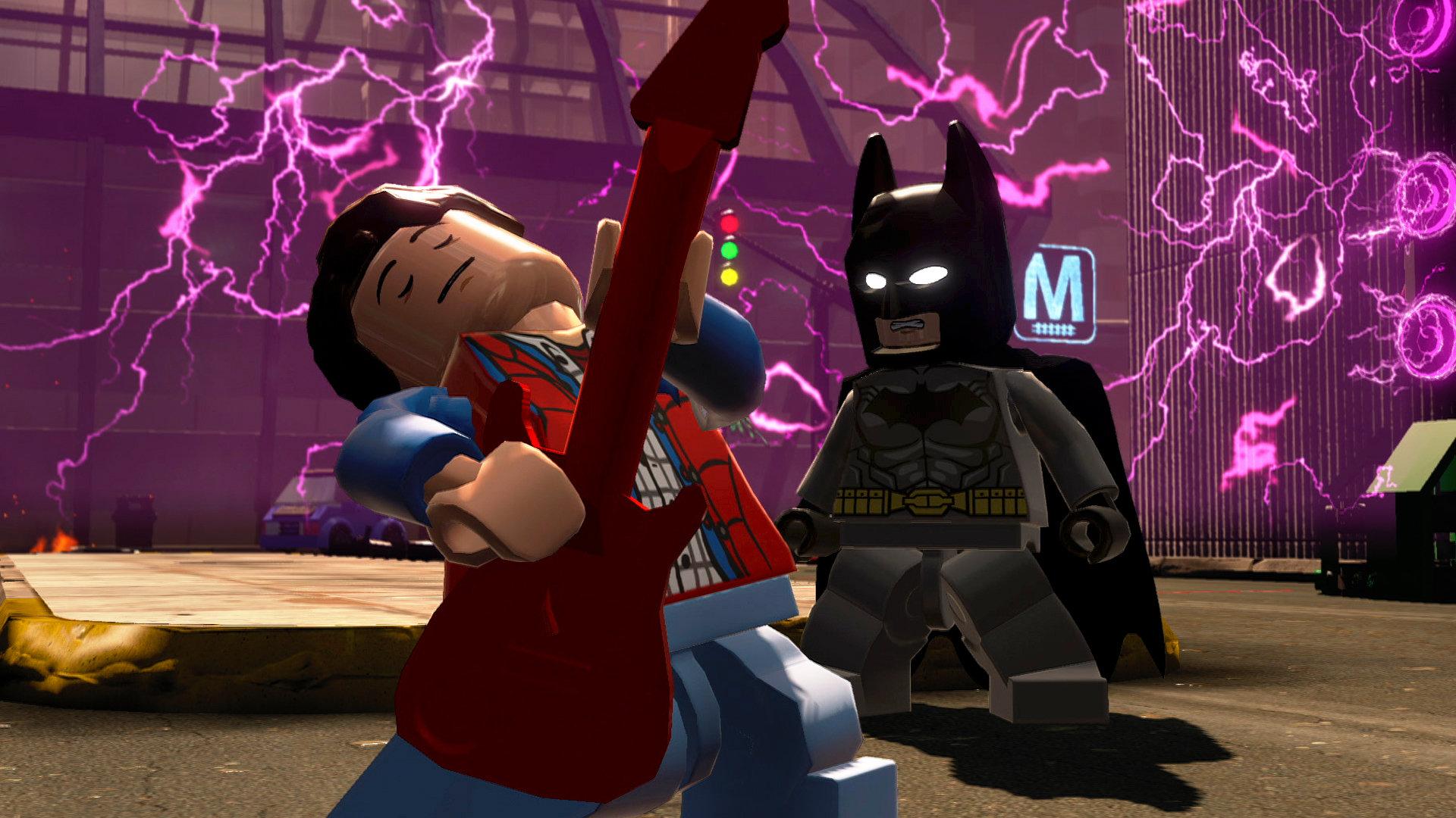 Sự kết hợp không tưởng giữa game và đồ chơi của Warner Bros và Lego