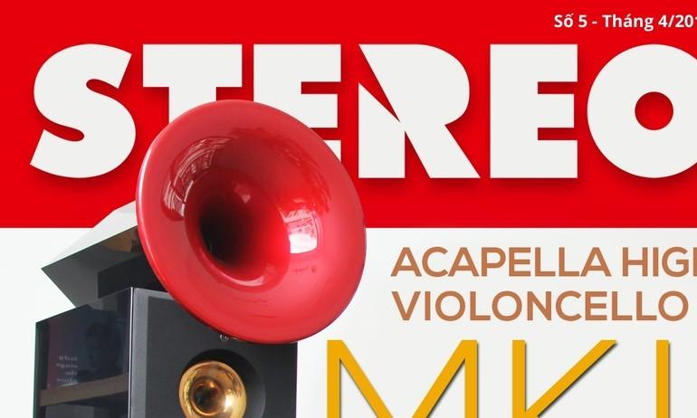 Stereo Channel ra mắt tạp chí số 5 (tháng 4/2015)