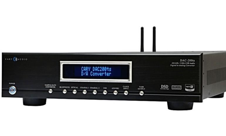 Cary Audio giới thiệu DAC-200ts
