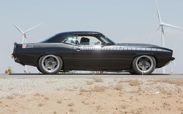 Những siêu xe nổi bật trong phim Fast & Furious 7
