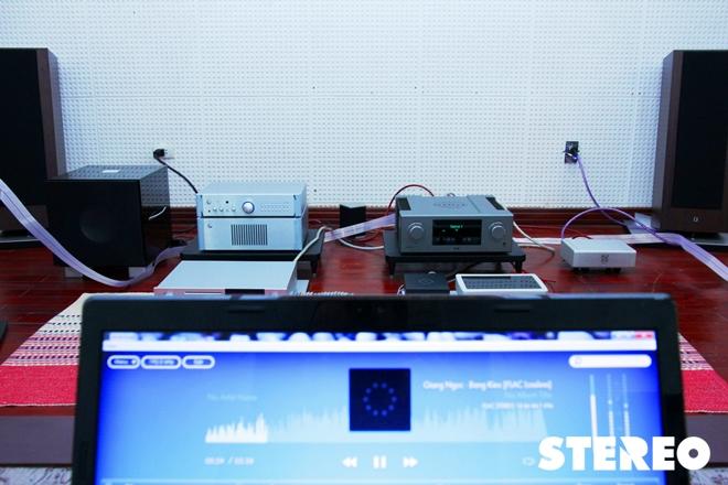 T+A PA 3000 HV: Ampli tích hợp đẳng cấp tham chiếu