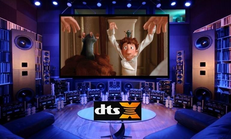 DTS:X: Công nghệ âm thanh vòm không cần thêm loa