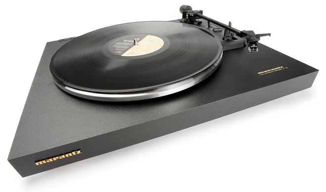 Marantz TT42 (P): Khuyến khích chơi đĩa than với sản phẩm rẻ tiền