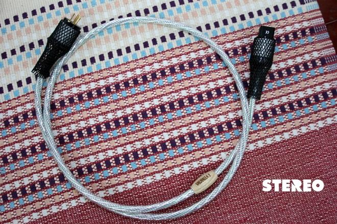 Âm thanh của sợi dây nguồn Nordost Valhalla 2 giá 130 triệu