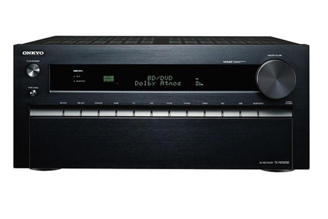 Nghe nhạc, xem phim đỉnh cao với Onkyo TX-NR3030