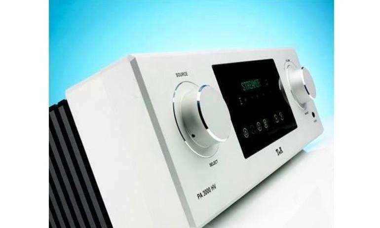 Tìm hiểu về ampli hi-end T+A PA 3000 HV