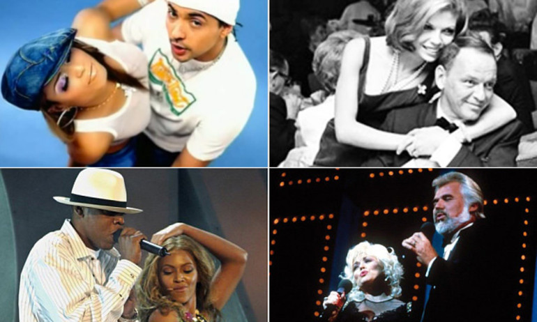 12 bản song ca hay nhất lịch sử nhạc nhẹ thế giới