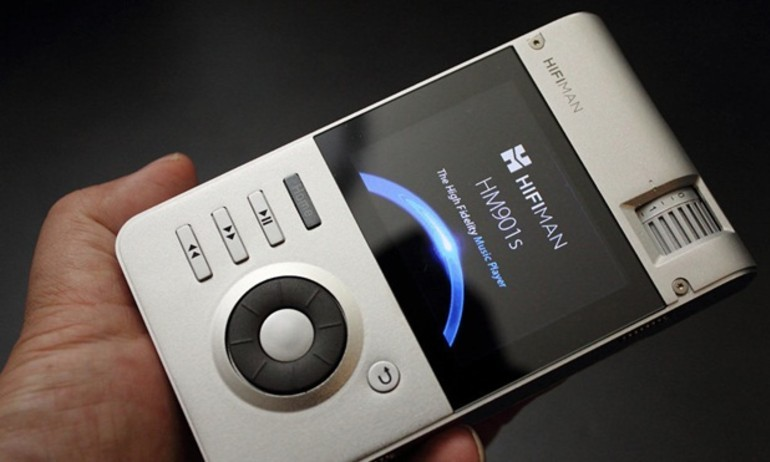 HiFiMan công bố giá máy nghe nhạc đầu bảng HM901s