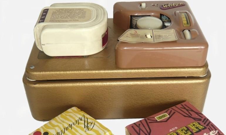 Tefifon – đỉnh cao máy chơi nhạc thập niên 50