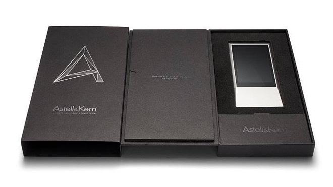 """Astell&Kern giới thiệu máy nghe nhạc Hi-fi giá """"mềm hơn"""""""