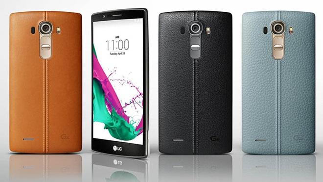 LG vừa ra mắt G4: thân thiện và khác biệt
