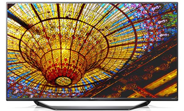 TV LG UF670T – 4K giá tốt, âm thanh vòm