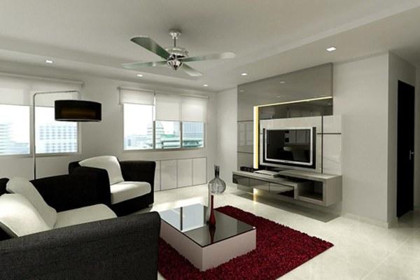 Chọn TV phù hợp với không gian phòng