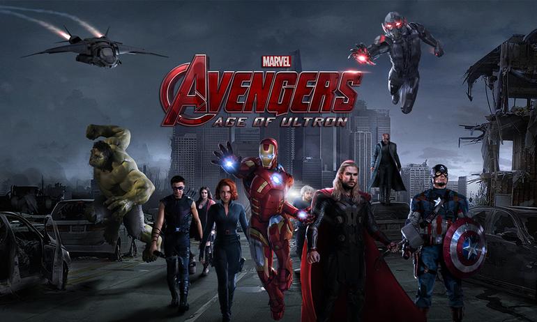 Bom tấn The Avengers: Age of Ultron chính thức khởi chiếu tại Việt Nam