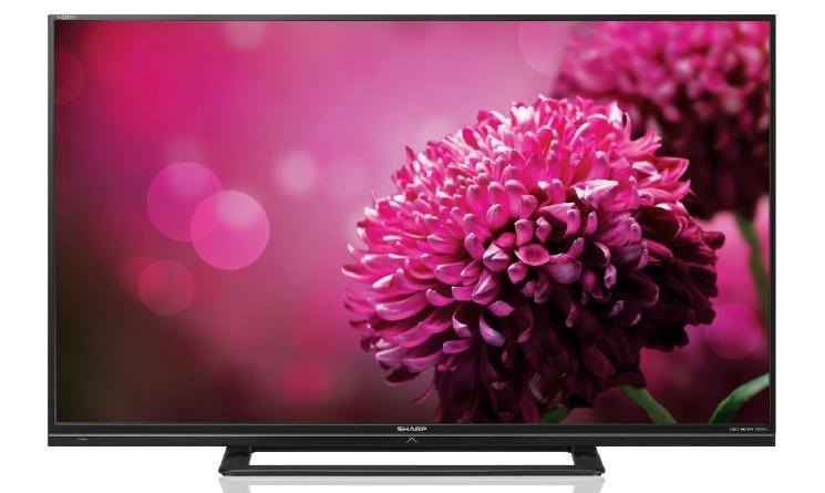 TV Sharp LE450M: trọn vẹn hình và tiếng