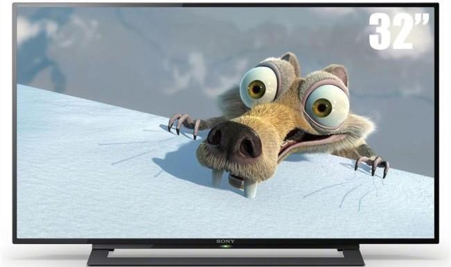 TV Sony Bravia 32R300B: có sẵn đầu thu DVB-T2