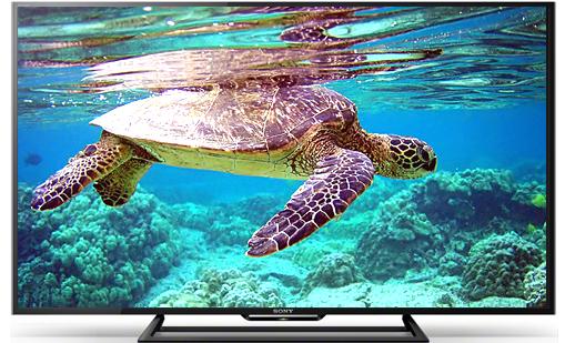 """Sony 48R550C: TV """"siêu mỏng"""""""