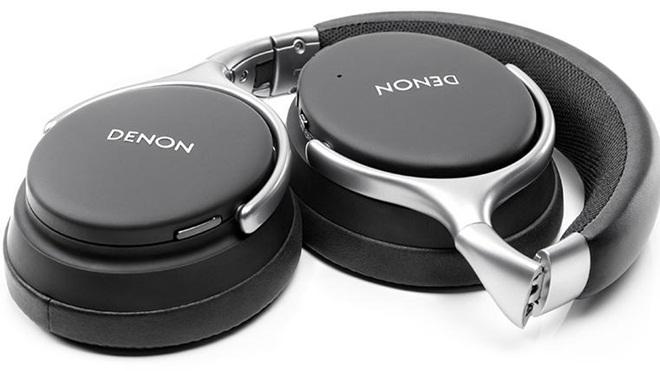 Denon giới thiệu tai nghe chống ồn AH-GC20