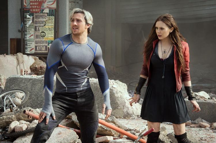The Avengers 2: Sự kết hợp chưa từng có!