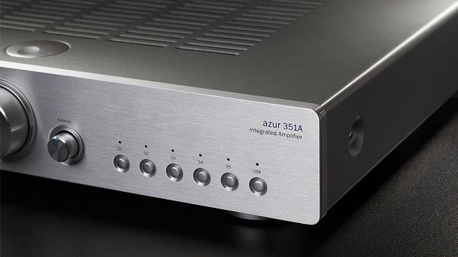 Cambridge Azur 351A: Ampli đa năng, giá phải chăng