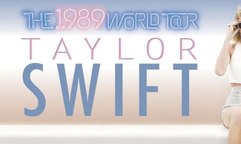 1989: tour diễn ấn tượng nhất của Taylor Swift