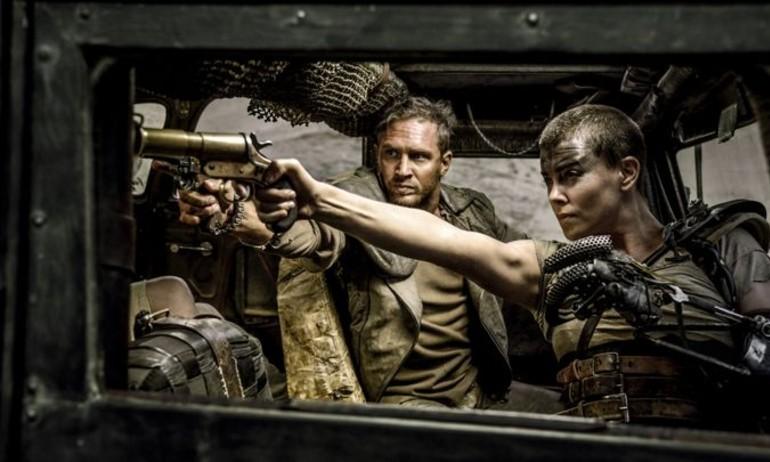 Đằng sau những màn rượt đuổi điên rồ nhất trong 'Mad Max: Fury Road'