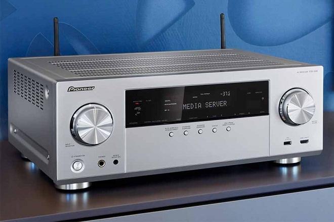 Pioneer ra mắt 3 ampli xem phim bình dân 2015