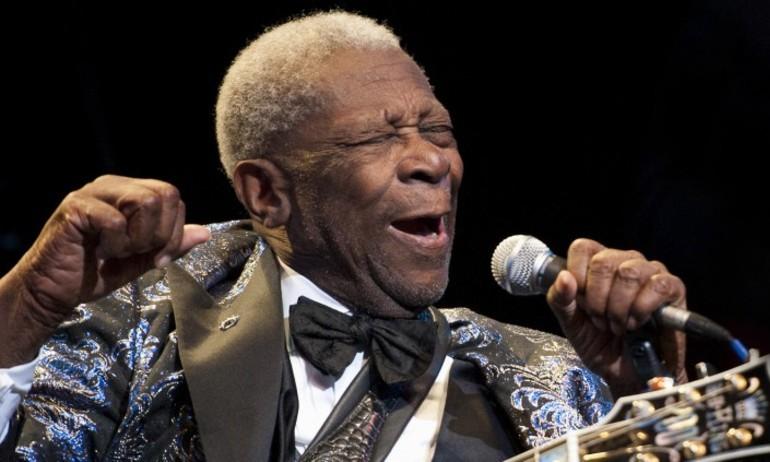 12 bản song ca không thể quên của huyền thoại B.B.King