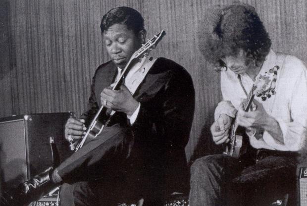 Eric Clapton nói lời tạm biệt B.B.King