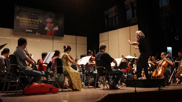 Lần đầu Công diễn Bản Giao hưởng số 9 Beethoven tại TP HCM