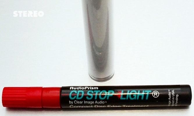 CD Stop Light:Bút màu nhiệm nâng cấp CD trong nháy mắt