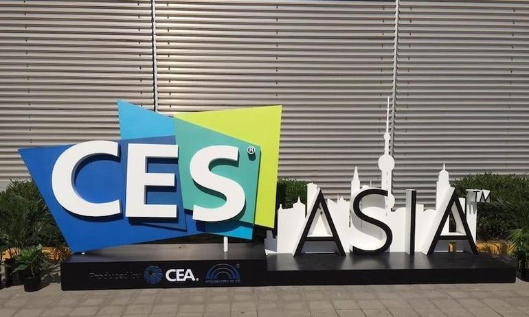 CES Asia 2015: Tâm điểm là âm thanh nghe nhạc – xem phim – xe hơi