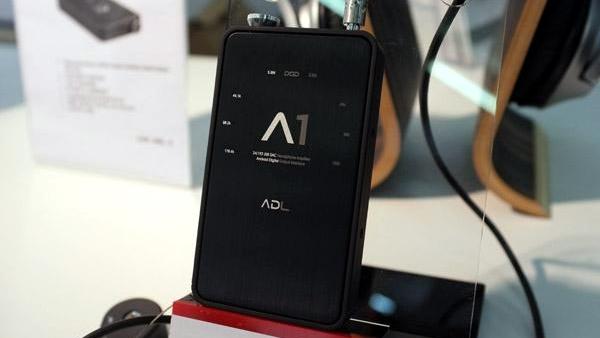 ADL giới thiệu DAC kiêm headamp A1 tối ưu di động